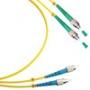 Оптические патч-корды 9/125 FC/APC-FC/UPC Cabeus