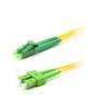 Оптические патч-корды 9/125 LC/APC-SC/APC Cabeus