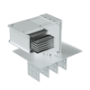 Шинопроводы с алюминиевыми проводниками 3P + N + Pe + Fe 800 A