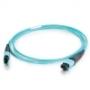 Волоконно-оптические патч-корды многомодовые 50/125 (OM4) MPO-MPO Hyperline
