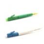 Оптические патч-корды 9/125 LC/APC-LC/UPC Cabeus