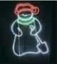 Мотивы крупные 2D Neon-Night