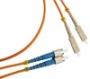 Волоконно-оптические патч-корды многомодовые 50/125 (OM2) FC-SC Hyperline