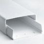 Пластиковые короба для коммуникаций кондиционеров 120х60