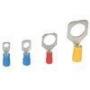 Кабельные наконечники с отверстием под винт для кабеля сечением 0.25 - 1.5 мм.кв.
