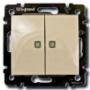 Выключатели, переключатели и кнопки серии Valena Legrand