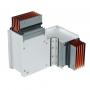 Шинопроводы с медными проводниками 3P + N + Pe + Fe/2 5000 A