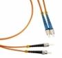 Волоконно-оптические патч-корды многомодовые 50/125 (OM2) FC-ST Hyperline