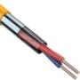 Кабель сигнальной проводки КПС, КПСЭ  FRHF оранжевый (для систем ОПС)