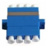 Оптические проходные адаптеры одномодовые quadro