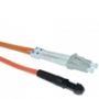 Волоконно-оптические патч-корды многомодовые 50/125 (OM2) MTRJ-LC Hyperline