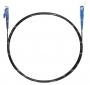 Шнуры оптические 50/125 Симплексные Черные Переходные E2000-SC