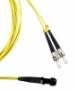 Волоконно-оптические патч-корды одномодовые 9/125 (OS2) duplex MTRJ-ST Hyperline