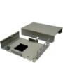 Оптические кроссы настенные КН-8 со сплайс-кассетой, адаптерами, пигтейлами и КДЗС