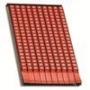 Маркировочные клипсы сечение 0.5 - 1.5 кв.мм