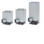 Стандартные обогреватели с вентилятором мощностью от 250 до 750 Вт DKC/ДКС
