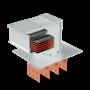 Шинопроводы с медными проводниками 3P + N + Pe + Fe 1000 A