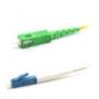 Оптические патч-корды 9/125 SC/APC-LC/UPC Cabeus