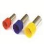 Кабельные гильзы с изолированным фланцем для кабеля сечением 0.14 - 0.75 мм.