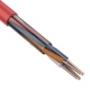 Кабель сигнальной проводки КСВВ, КСВЭВ LS красный (для систем ОПС)