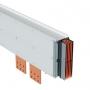 Шинопроводы с медными проводниками 3P + N + Pe + Fe/2 2500 A