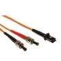 Волоконно-оптические патч-корды многомодовые 50/125 (OM2) MTRJ-ST Hyperline
