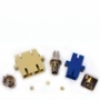 Оптические проходные адаптеры (розетки) и аттенюаторы Hyperline