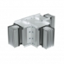 Шинопроводы с алюминиевыми проводниками 3P + N + Pe + Fe 2000 A