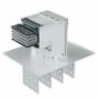 Шинопроводы с алюминиевыми проводниками 3P + N + Pe + Fe 1600 A