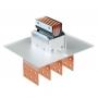 Шинопроводы с медными проводниками 3P + N + Pe + Fe/2 6400 A