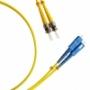 Волоконно-оптические патч-корды одномодовые 9/125 (OS2) duplex SC-ST Hyperline