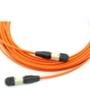 Волоконно-оптические патч-корды многомодовые 50/125 (OM2) MTP-MTP Hyperline
