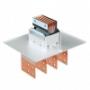 Шинопроводы с медными проводниками 3P + N + Pe + Fe 6400 A