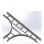Разветвители Т-образные для лестничного лотка OSTEC серии НЛО