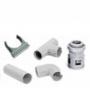 Аксессуары для труб внешний диаметр 40 мм DKC/ДКС