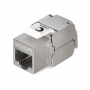 Cabeus KJ-RJ45-Cat.6A-SH-180-Toolless