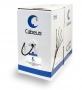 Cabeus UTP-4P-Cat.5e-SOLID-LSZH-BK