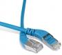 PC-APM-STP-RJ45/L45-RJ45/R45-C5e-1M-LSZH-BL