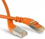 PC-APM-STP-RJ45/L45-RJ45/R45-C6a-1M-LSZH-OR