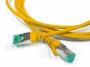 PC-LPT-SFTP-RJ45-RJ45-C6a-1M-LSZH-YL