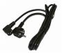 PWC-IEC13A-SHM-1.8-BK